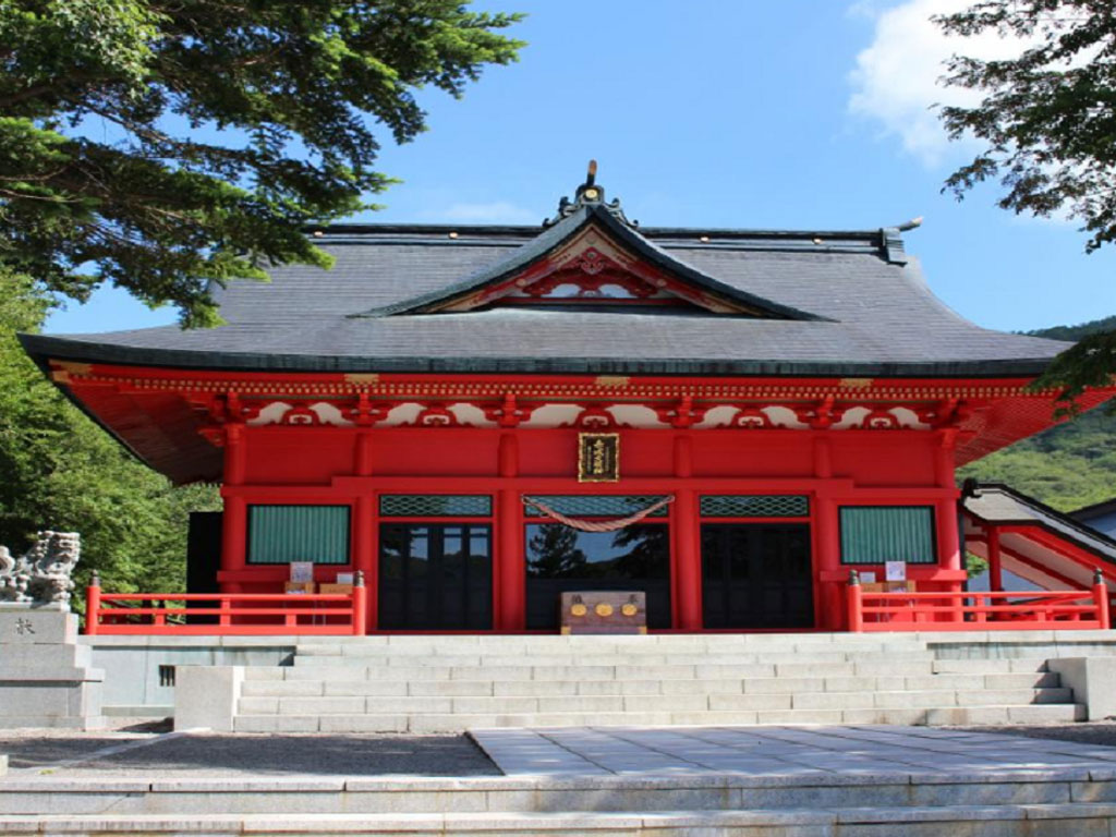 赤城神社(富士見町)