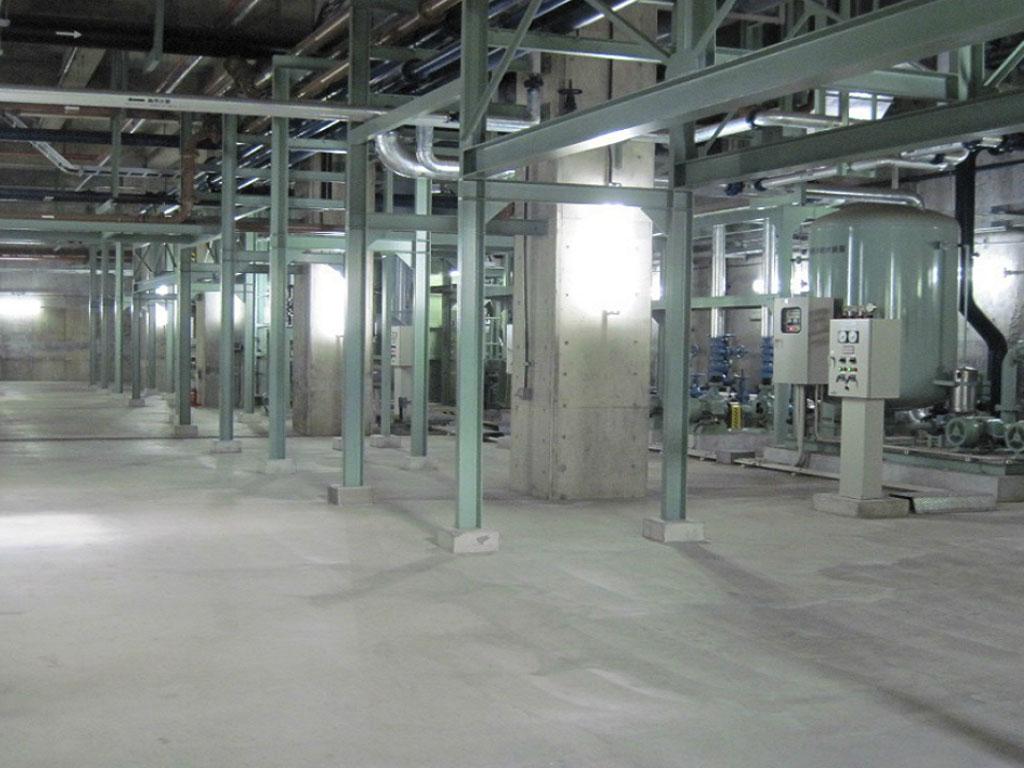 阿久津水処理センター