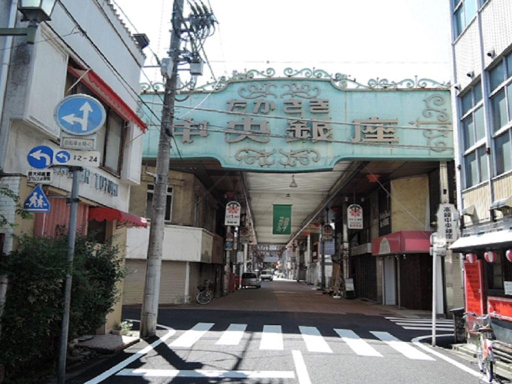 中央銀座商店街