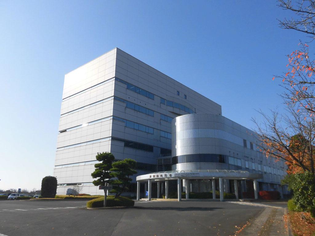 群馬県前橋合同庁舎