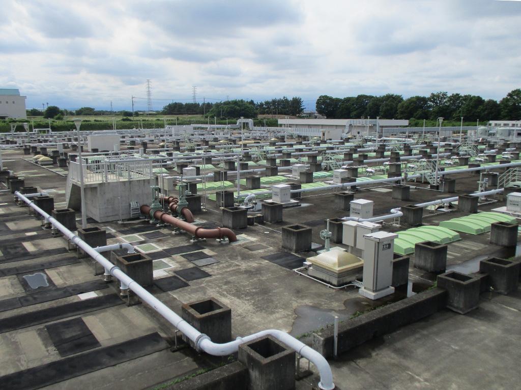 県央水質浄化センター