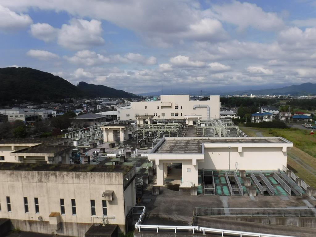 桐生水質浄化センター