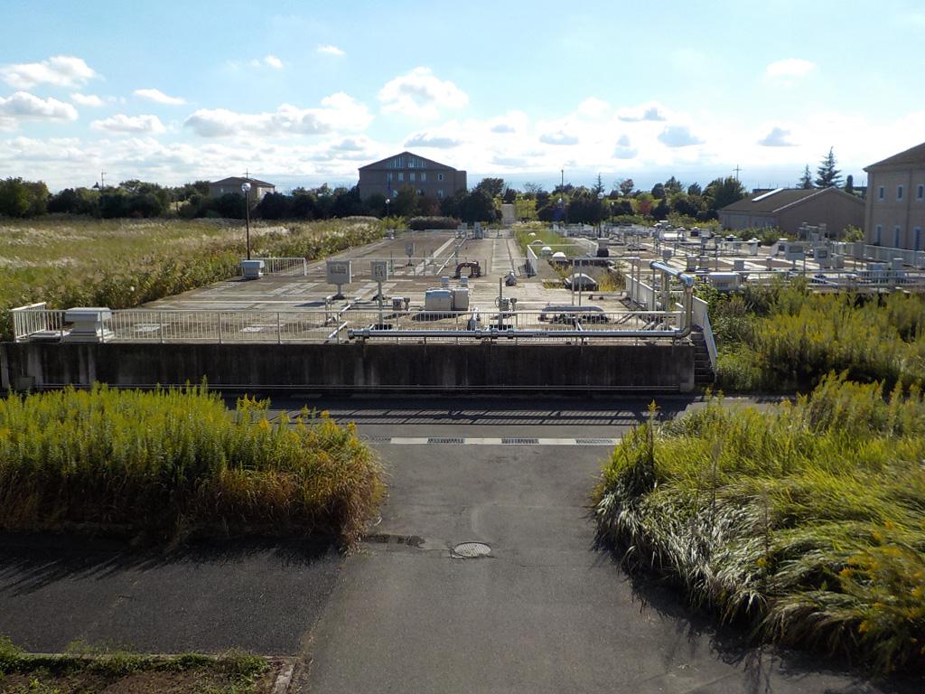 西邑楽水質浄化センター