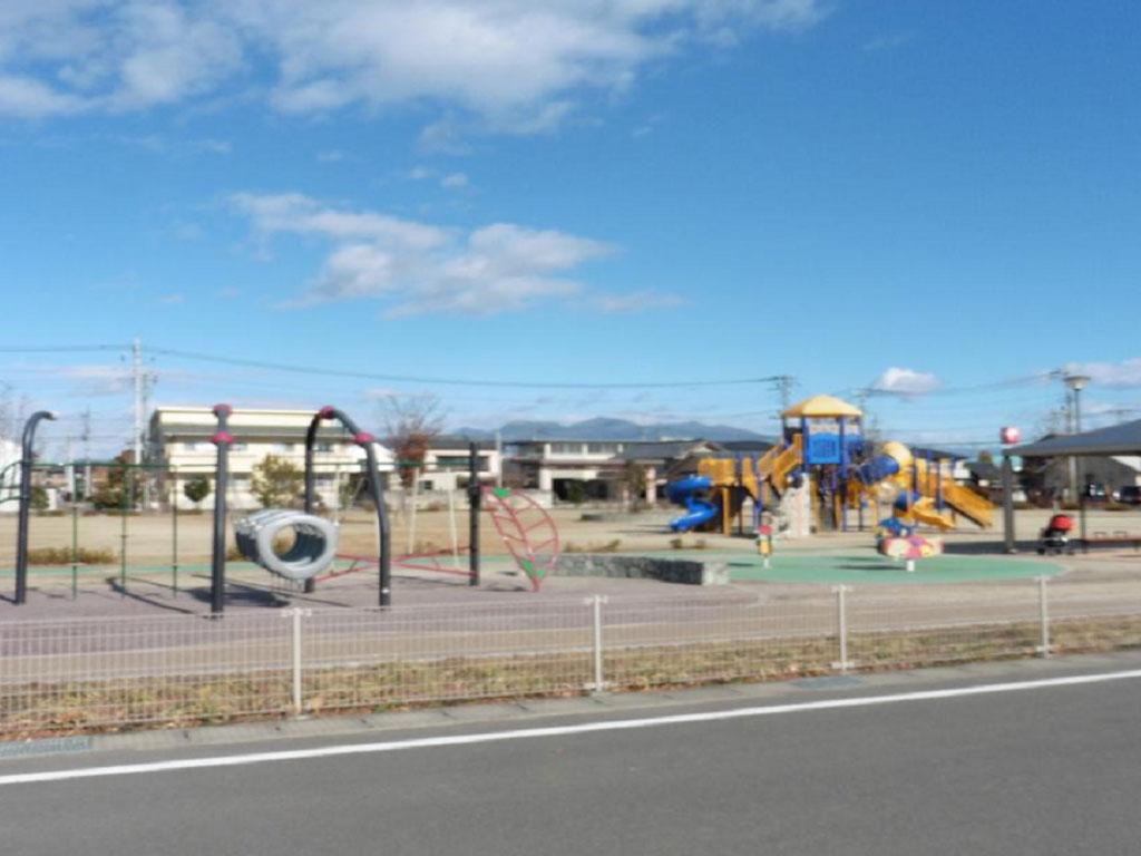 六供町京安寺公園