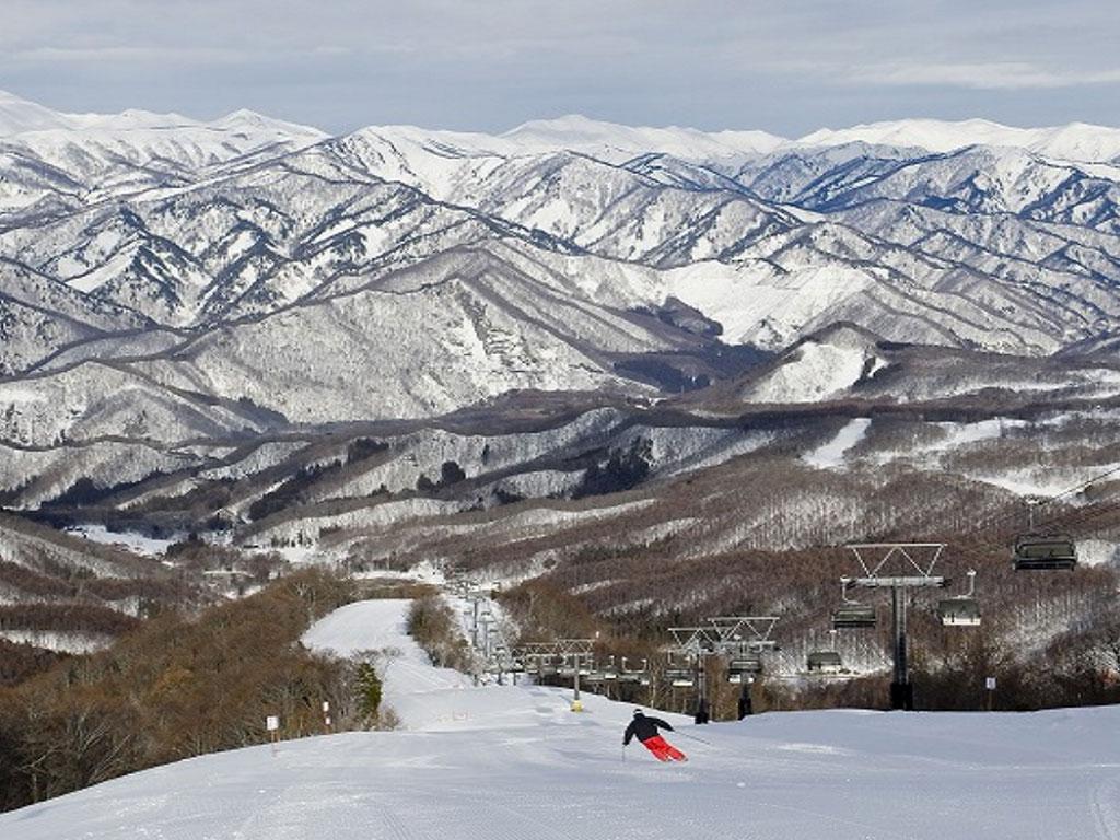 みなかみ町スキー場