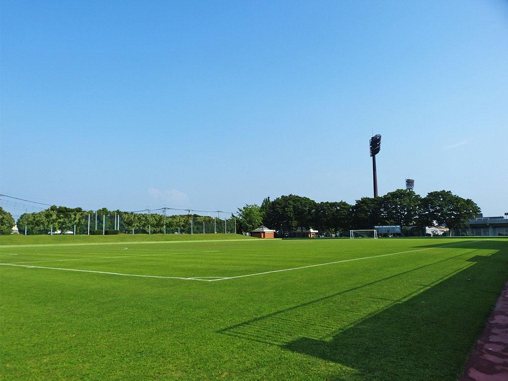 アースケア敷島サッカー・ラグビー場
