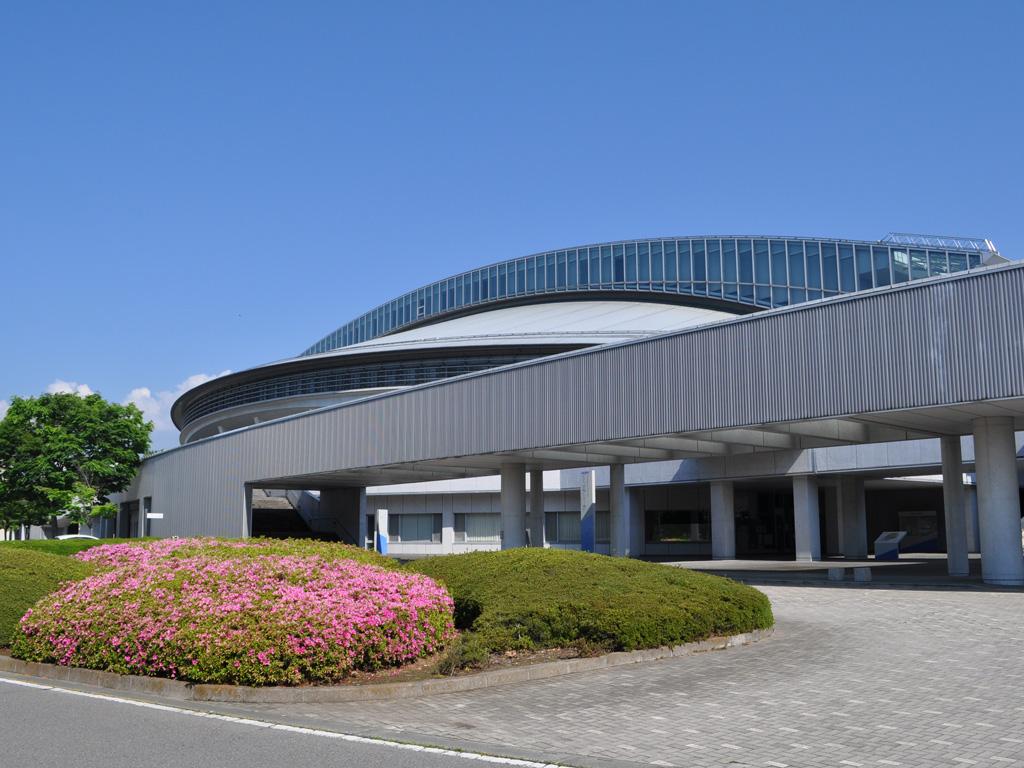 ALSOKぐんま総合スポーツセンター