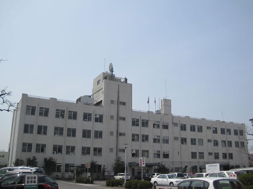 群馬県高崎合同庁舎
